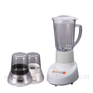 Juicer Blender Home Appliance 3in1 Plastic Jar pictures & photos