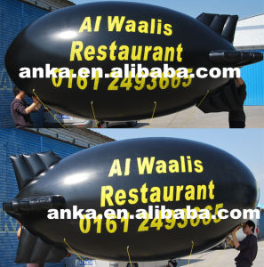 Giant Inflatale Balloon Blimp for Advertising pictures & photos