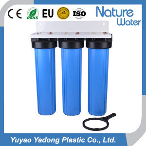 3 Stage 20′′ Big Blue Water Purifier System pictures & photos