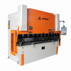 We67k 400t/4000 Dual Servo Electro-Hydraulic CNC Bender