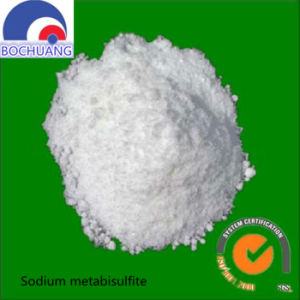 Factory Direct Sale Food Grade Sodium Metabisulfite pictures & photos
