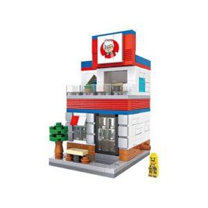 6731605-Street View Architecture Building Brick - 303PCS - Colormix pictures & photos