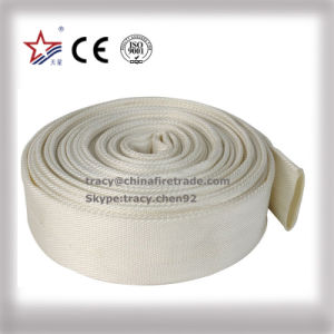 PVC Hose Pipe Canvas Water Discharge Hose Irrigation Pipe pictures & photos
