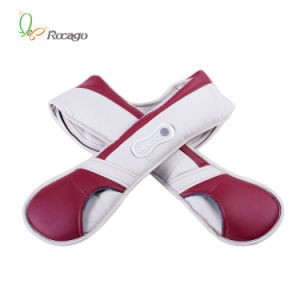 Shawl Type Neck and Shoulder Tapping Electric Heating Massager pictures & photos