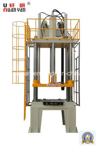 SGS 120ton Hydraulic Trim Press with Robot pictures & photos