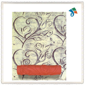 Rubber Embossed Painting Roller pictures & photos