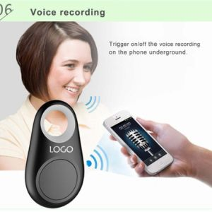 Bluetooth 4.0 Phone Tracker Alarm Itag Mini Wireless Key Finder for Anti-Lost Selfie Shutter Compatible with Ios and Android Smartphones for Locating Pets pictures & photos