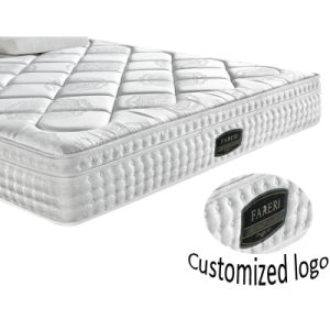 5 Star Hotel Pocket Spring Mattress with New Design pictures & photos