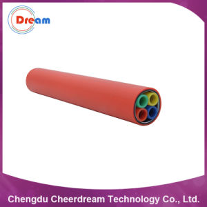 Direct Buried HDPE Microduct for Optical Fiber Cable pictures & photos