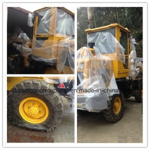 High Quality Versatile Wheel Loader Backhoe 1.8 T Wheel Loader (PL916) pictures & photos