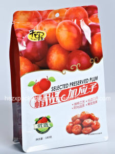 4-Side Sealing Packaging Snack Food Plastic Bag pictures & photos