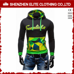 Men′s Clothing Wholesale Fashion Cheap Hoodie (ELTHI-111) pictures & photos