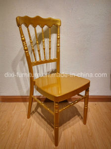 Best Quality Stackable Aluminium China Cheap Sale Chiavari Chairs pictures & photos