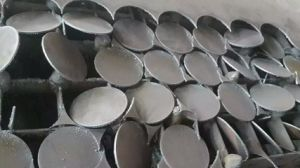 201 Baosteel Cold Rolled Stainless Steel Round Circle pictures & photos