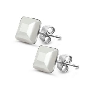 Simple Women Ear Stud White Color Fashion Jewelry pictures & photos