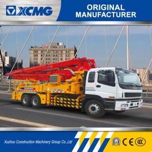 XCMG Official Manufacturer Hb37A 37m Truck Mounted Concrete Pump pictures & photos