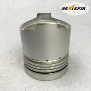 Engine Piston C190 Four Ring for Isuzu Spare Part 5-12111-137-0 pictures & photos