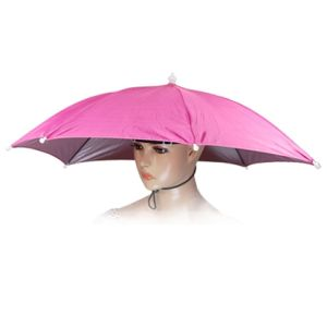 Fishing Sun Shade Head Umbrella Hat Umbrella Cap Umbrella