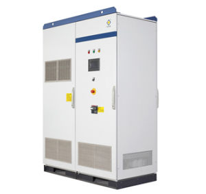 Power Station Type PV Grid-Connected Inverter Power 100kw-630kw Indoor Type pictures & photos