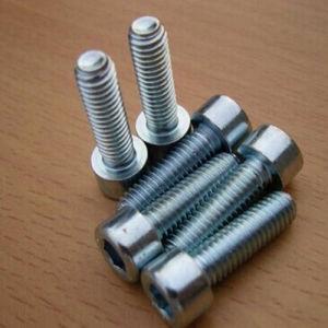 Bolts Hex Socket Cap Screws of DIN912 Class 12.9 Zp pictures & photos
