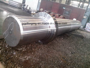 Forging SAE1045 Steel Motor Shaft pictures & photos