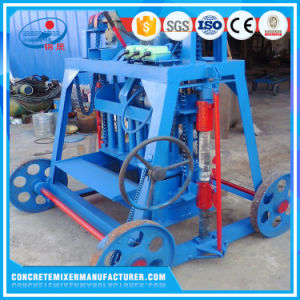 Ce Approved Concrete Cement Brick Maker Machines pictures & photos