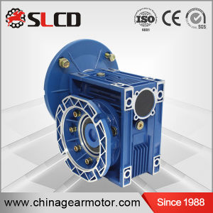 Wj (NMRV) Series Gearbox Worm Gear Speed Reducer Drive pictures & photos