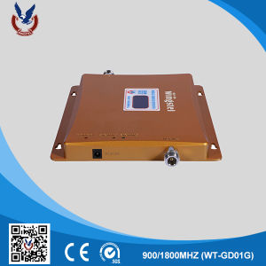 Commercial 900/2100MHz 2g 3G Cell Phone Signal Booster pictures & photos