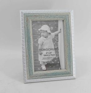 10X15cm PS Photo Frame for Desk Deco pictures & photos