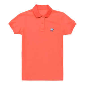 Custom Promotion Polo T Shirt for Women (PS084W) pictures & photos
