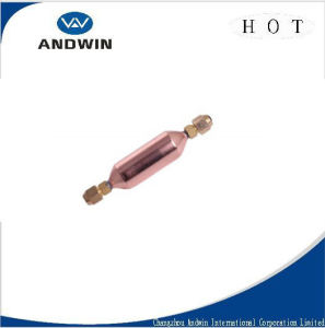 Hot Selling Copper Filter with Nuts pictures & photos