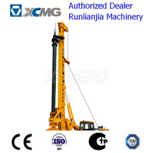 XCMG Xr180d Rotary Drilling Rig for Ce with Cummins Engine pictures & photos