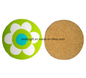 High Quality Skidproof Beer Cork Cup Coaster pictures & photos