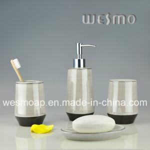 Porcelain Bathroom Set (WBC0618A) pictures & photos