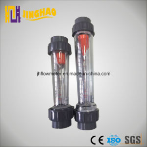 Panel (piping) Type Flowmeter for Water or Air (JH-LZS) pictures & photos