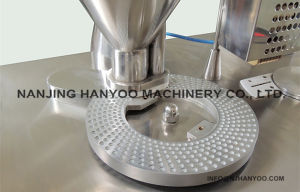 Semi Automatic Capsule Filling Machine / Small Capsule Filling Machine / Semi-Automatic Capsule Filler pictures & photos
