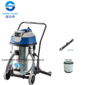 60L 2000W /3000W Wet and Dry Vacuum Cleaner with Squeegee pictures & photos
