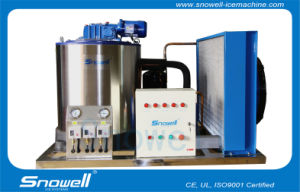 Snowell 2t Flake Ice Maker with Ce Approved