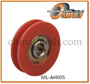 Plastic Pulley with Steel Bearing for Window and Door (ML-AH005) pictures & photos