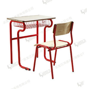 very popular and special design primary school desk and chair - School Desk Design