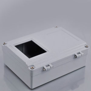 Plastic Waterproof Enclosure ABS Plastic Electrical Junction Boxes pictures & photos