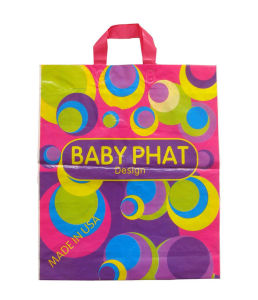 LDPE Four Color Printed Shopping Bags for Home Products (FLL-8384) pictures & photos