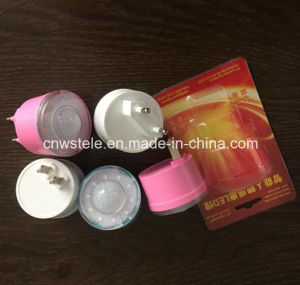 3W AC110V/AC240V Intelligent Human Induction LED Lamp pictures & photos