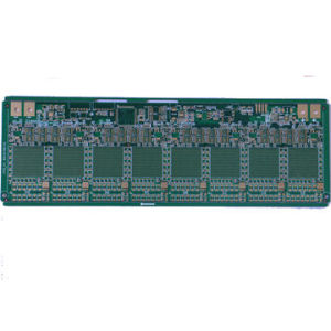 OSP Single Sided PCB for TV, Printed Circuit Board