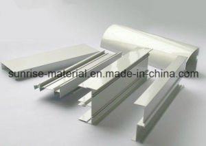 Aluminium Profile for Electrophoresis Surface Treatment Used pictures & photos