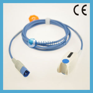 for Philips Adult Finger Clip SpO2 Sensor, 8 Pin (M1191A) pictures & photos