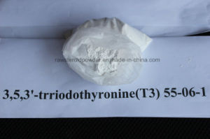 Weight Loss Steroid Hormone Powder Cytomel Liothyronine Sodium /T3 L-Triiodothyronine pictures & photos