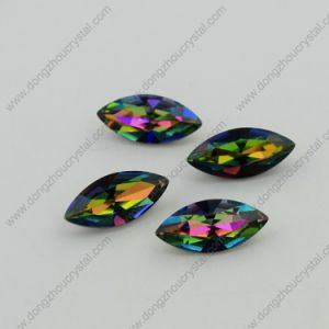 9*18mm Boat Crystal Jewelry Stone for Wholesale pictures & photos