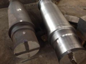 BV SGS Certified Main Forged Shaft for Hoist pictures & photos