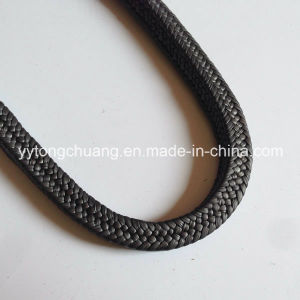 Black PTFE Braided Packing with Graphite pictures & photos